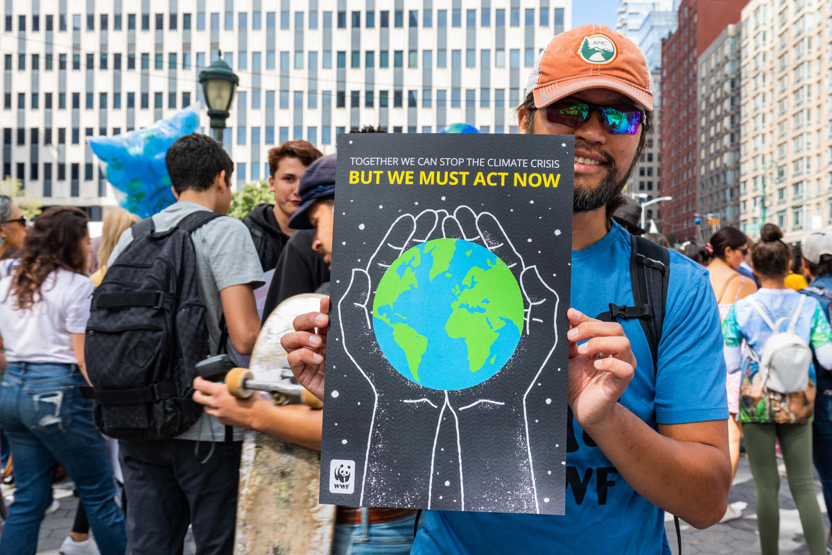 Climate march 2019