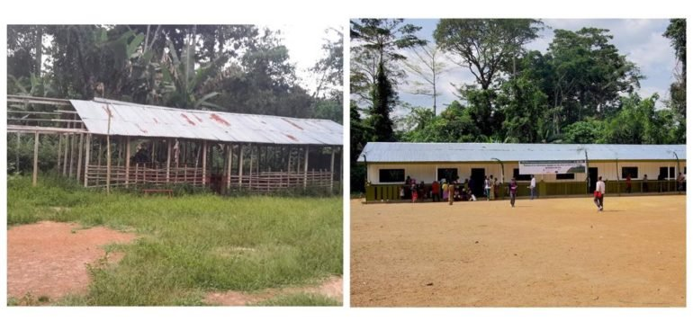 DIA'S SCHOOL IN MESSOK DJA FOREST REOPENS AFTER 4 YEARS OF CLOSURE