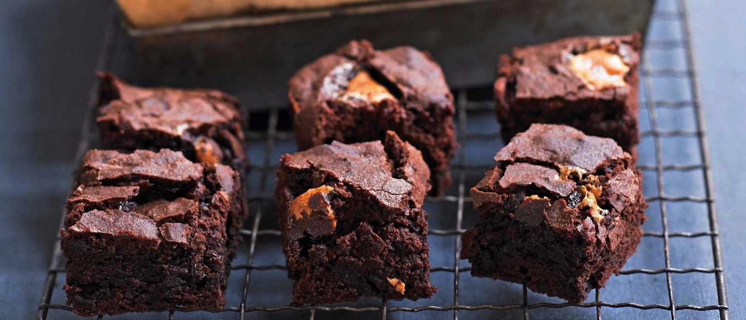Recipe: Planet-Friendly Chocolate Brownies